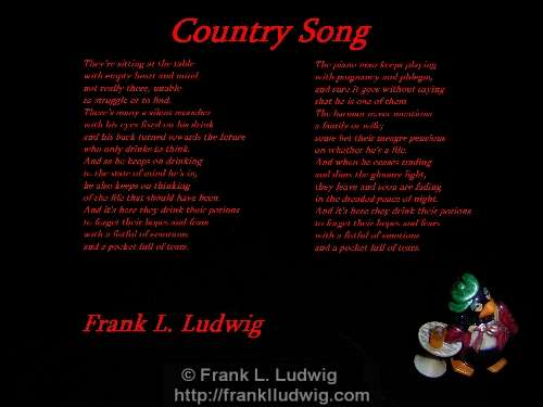 1 - Country Song