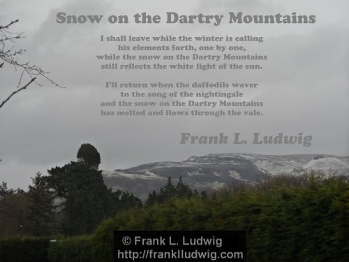 1 - Snow on the Dartry Mountains