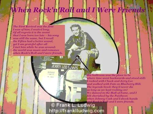 1 - When Rock'n'Roll and I Were Friends (Part 1)