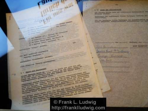 Beatlemania Exhibition 22 (Contract)