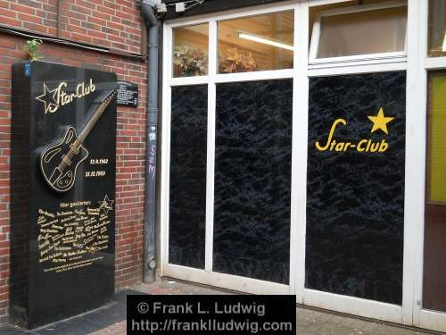 Beatles - 50th Anniversary in Hamburg 4 (Star Club)