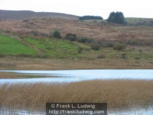 Carrownabanny Lough - Ladies Brae, Ladies Bray, Ox Mountains