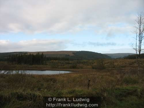 Carrownaskeagh Lough - Ladies Brae, Ladies Bray, Ox Mountains