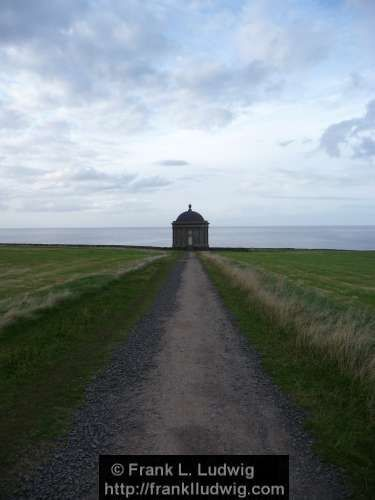 Downhill Temple, Mussenden Temple, Bishop's Temple