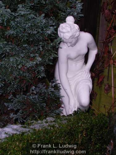 The Garden of Eros in Winter