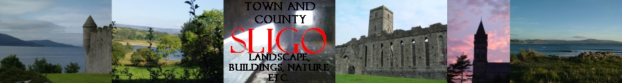 Town and County of Sligo (Landscape, Nature, Buildings etc.)