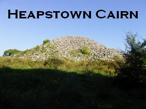 Around Heapstown Cairn