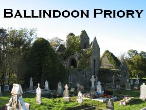Ballindoon Priory