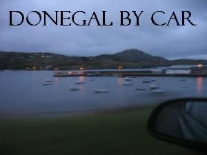 Donegal by Car