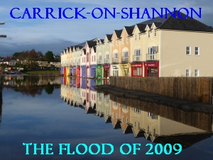 Carrick-on-Shannon: The Flood of 2009