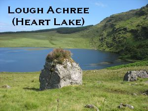 Lough Achree (Heart Lake)