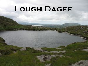 Lough Dagee, Lough Dagea