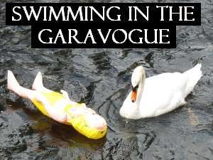 Swimming in the Garavogue