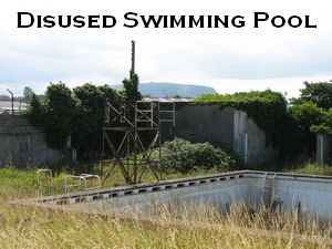 Disused Swimming Pool