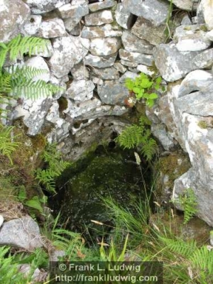 Yeats Country - Hawk's Well, Well of Scanavin